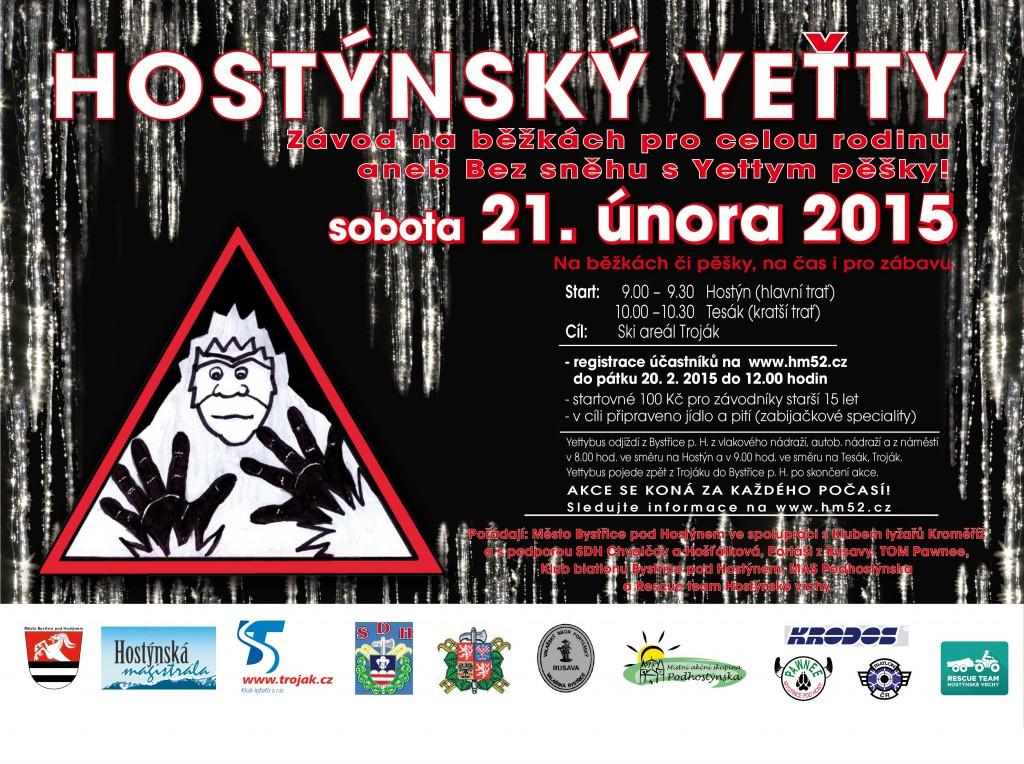 Plakat Yetty